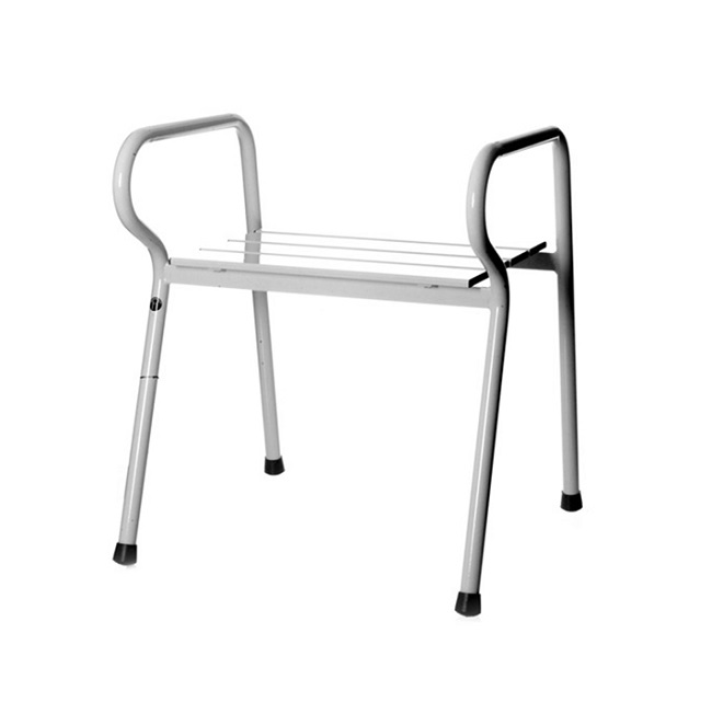 duschhocker xxl mit armlehnen. Black Bedroom Furniture Sets. Home Design Ideas