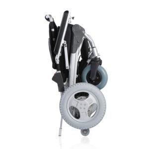 e-throne faltbarer Elektro-Rollstuhl Antriebsräder