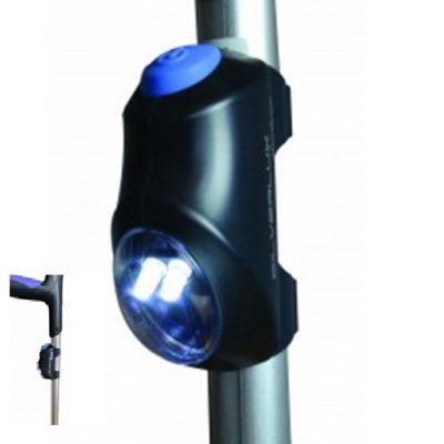 SILVERLUX Lampe für 22 – 26 mm Rohr