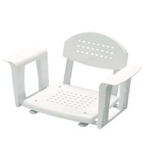 Badewannensitz höhenverstellbar mit Rückenehne