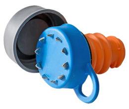 Flexyfoot Wintersohle inkl. Schutzkappe, 40 mm (pro Paar)