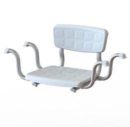 Badewannensitz mit Rückenlehne