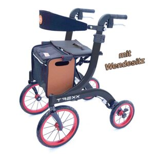 UHC Outdoor Leichtgewichts-Rollator TREXX